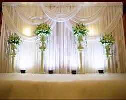 Drape Store 3 6m Wedding Party Stage Celebration Background Satin Curtain