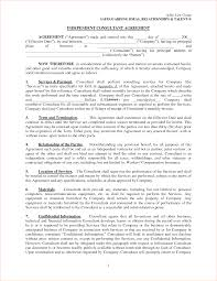 6 consulting agreement templatereport template document report
