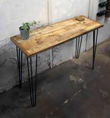 hairpin leg console table picture 6 of 10 hairpin leg console table awesome hairpin leg