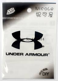 luxury under armour iron on logo 73 with additional free logo