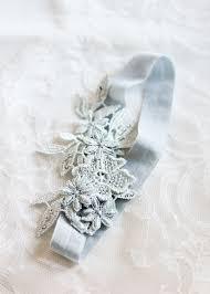 wedding garters toss blue lace wedding garter tania maras bespoke