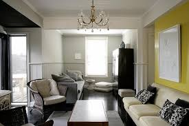 Yellow Accent Wall Love The Grey With Yellow Accent Wall Grey Wall Inspiration