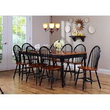 Better Homes And Gardens Dining Table Better Homes And Gardens Autumn Lane 9 Piece Dining Set With Leaf