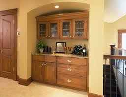 Building A Bar With Kitchen Cabinets Wet Bar Using Kitchen Cabinets In Other Rooms Chez Moi