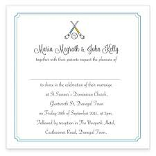 wedding invitations dublin gaa flat wedding invitation donegal vs dublin sle loving