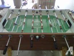 vintage foosball table for sale foosball table vintage st peter mn for sale in mankato