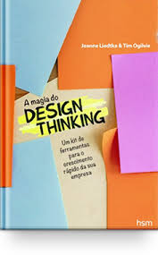 design foto livro a magia do design thinking hsm