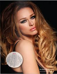 glam hair extensions hair as seen in viva glam magazine hair clip