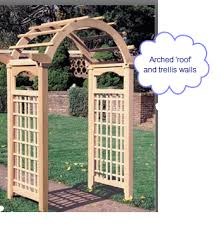 how to build a trellis archway how to differentiate trellises arbors gazebos and pergolas