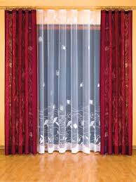 Red Curtains Living Room Awesome Red Curtain Photo Backdrop White Sheer Panels Natural