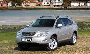 lexus rx 350 mpg lexus rx estate review 2003 2009 parkers