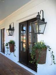 Black Exterior Light Fixtures Great Exterior Lighting Choice From Hgtv Fixer With Chip