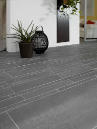 nice pattern placement for the slate grey tiles tiles grey