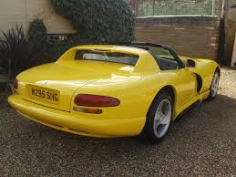 Dodge Viper Generations - this brutish first gen dodge viper is our weekend want