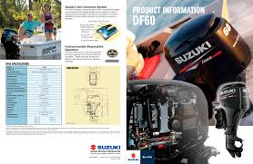 df60 suzuki marine pdf catalogues documentation boating