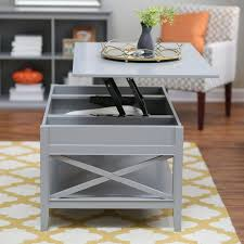 Lift Top Coffee Table Plans Top Coffee Table With Storage Design Regard To Popular Household