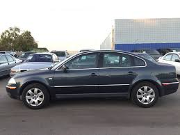 volkswagen glx used 2003 volkswagen passat glx at city cars warehouse inc