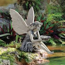 fairy outdoor statues home outdoor decoration