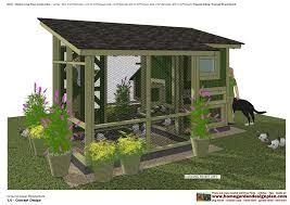 home garden plans m205 chicken coop plans construction