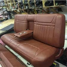Custom Car Bench Seats Pin By Memphis On C10 Interior Pinterest Bench Seat Interiors