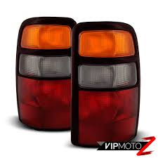 2006 silverado tail light assembly chevrolet tahoe suburban gmc yukon factory style rear tail light