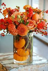 thanksgiving flower arrangement various diy centerpieces for this thanksgiving season 2552665