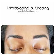 before after microblading la los angeles 3d eyebrows 3d