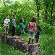 Natural Playground Ideas Backyard Natural Playgrounds Store