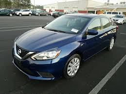 orange nissan sentra used 2017 nissan sentra sv sedan for sale in miami fl 89170