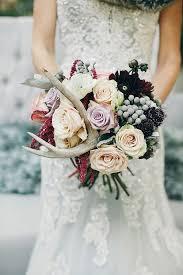 wedding flowers ireland 23 beautiful wedding bouquets for winter brides weddingsonline