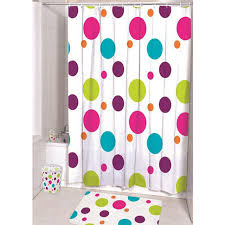 Circles Shower Curtain New Arrival Colorful Circles Shower Curtains Waterproof Polyester