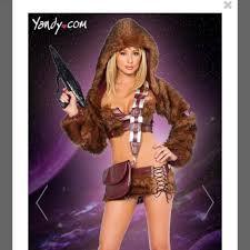Wookie Halloween Costume 33 Yandy Valentine Star Wars Wookie Costume