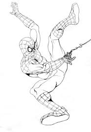 print u0026 download spiderman coloring pages an enjoyable way to