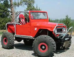 1988 jeep comanche pioneer 4x4 pin by kristian peterson on fj40 pinterest land cruiser 4x4