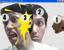 cara membuat gambar bergerak gif dengan photoshop tutorial image ready membuat gambar bergerak animasi gif sang