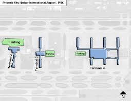 denver terminal b map sky harbor phx airport terminal map