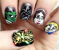 75 best nail it images on pinterest make up star wars nails and