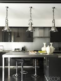Modern Kitchen Design Prioritizes Efficiency Modern Gray Kitchen Modern Kitchen Design With Foxy Style For