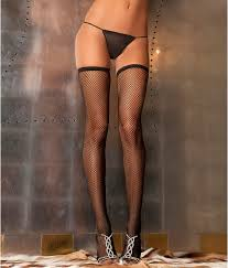 stockings rene rofe fishnet stockings hosiery 8010 at barenecessities com