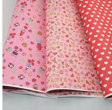 heart wrapping paper aliexpress buy 60g fancy design gift wrapping paper heart