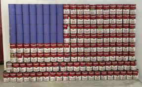 canned food sculpture ideas gorgeous amazing who can build the