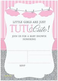 ballerina baby shower invitations tutu baby shower invitation 7963 and customized ballerina baby
