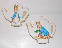 rabbit cookies rabbit sugar cookies st george cookies