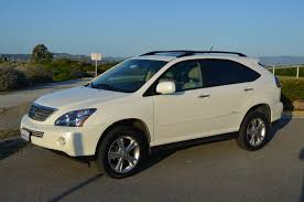 lexus rx 2008 lexus rx 400h pictures posters news and videos on your pursuit