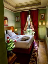 marrakesh morocco decor bedroom decorating ideas green wall paint