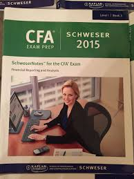 kaplan schweser 2015 cfa level 1 notes package quicksheet 6
