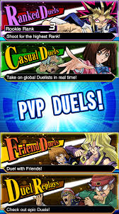 yugioh android yu gi oh duel links mod unlock all android apk mods