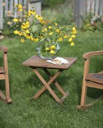 Small Folding Patio Side Table Side Table Folding Patio Side Table Wood Small Wooden Outdoor