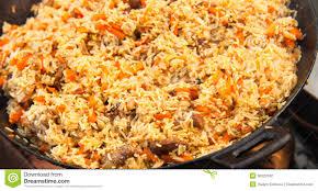 cuisine ouzbek pilaf plov afghan ouzbékistan plat principal de cuisine