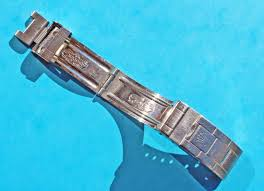 buckle clasp bracelet images Rolex 16660 16600 sea dweller watch ref 93160 folding fliplock jpg